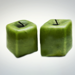 Square apples