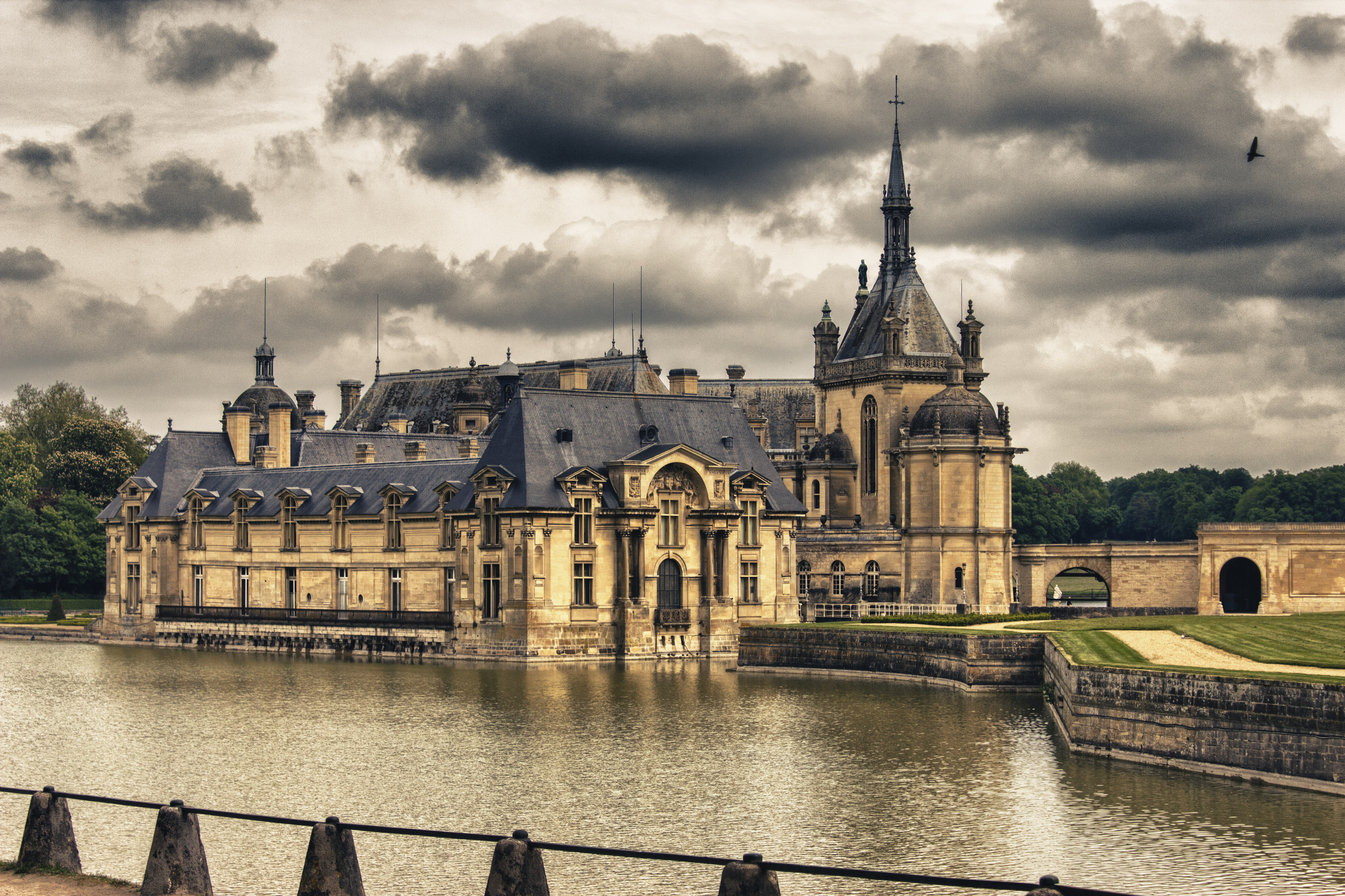Ch teau de chantilly maro ku era - Chateau de chantilly adresse ...